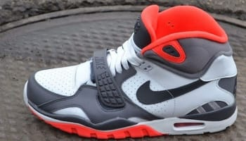 Nike Air Trainer SC II Pure Platinum/Dark Grey-Anthracite-Light Crimson