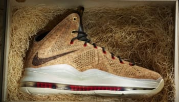 Nike LeBron X Ext Cork