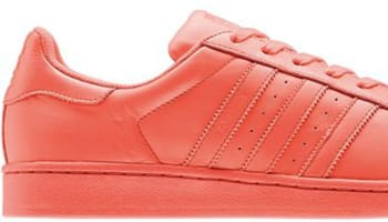 adidas Superstar Bliss Coral/Bliss Coral-Bliss Coral
