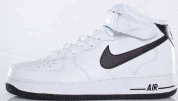 Nike Air Force 1 Mid White/Black