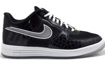 Nike Lunar Force 1 Low Fuse NRG Black/Metallic Silver