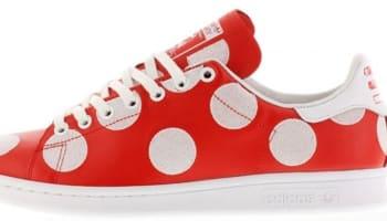 adidas Originals Stan Smith Red/White