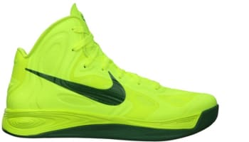 Nike Zoom Hyperfuse 2012 Volt/Gorge Green
