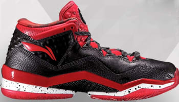 Li-Ning Way Of Wade 3 Black/Red
