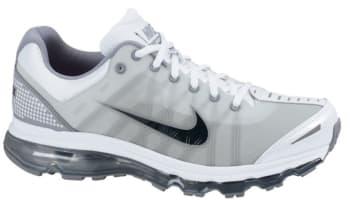 Nike Air Max+ 2009 White/Black-Stealth
