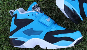 Nike Air Diamond Turf Black/Wolf Grey-Blue Hero