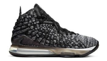 Nike LeBron 17 Black/White