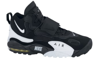 Nike Air Max Speed Turf Black/White-Voltage Yellow