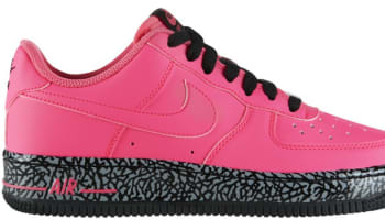 Nike Air Force 1 Low GS Hyper Pink/Hyper Pink-Black