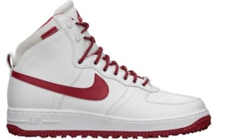 Nike Air Force 1 High Deconstructed Military Boot QS Summit White/Gym Red