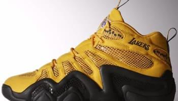 adidas Crazy 8 Gold/Black