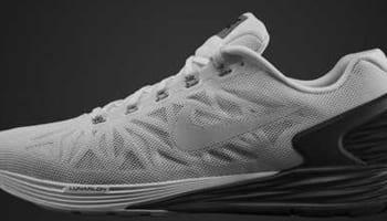 Nike LunarGlide 6 SP White/White-Black