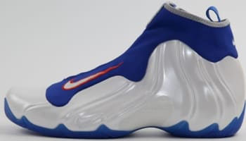 Nike Air Flightposite 2014 White/Game Royal-Team Orange