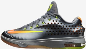 Nike KD VII Elite Blue Graphite/Bright Citrus-Dove Grey-Volt