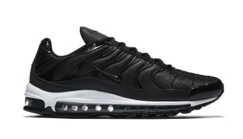 Nike Air Max 97 Plus Black/Black-White