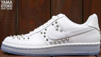Nike Air Force 1 Downtown Spike White/White
