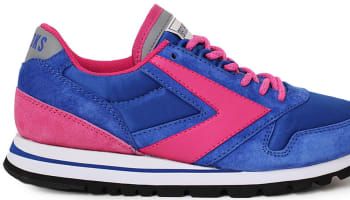 Brooks Chariot Women's Dazzling Blue/Magenta