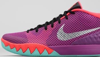Nike Kyrie 1 Medium Berry/Hot Lava-Black-Metallic Silver