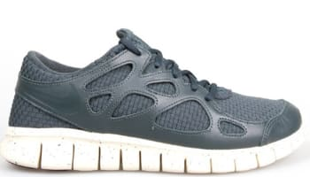 Nike Free Run+ 2 Woven Leather TZ Seaweed/Seaweed-Beach