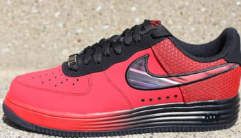 Nike Lunar Force 1 LTR University Red/Challenge Red-Black