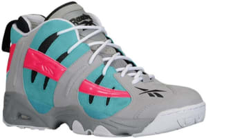 Reebok The Rail Tin Grey/Switch Blue-Pink Fusion-White-Black