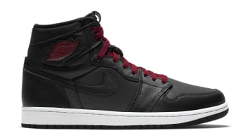 Air Jordan 1 Retro High OG Black/Gym Red-Black-White