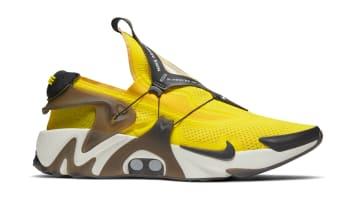 Nike Adapt Huarache Yellow/White-Black