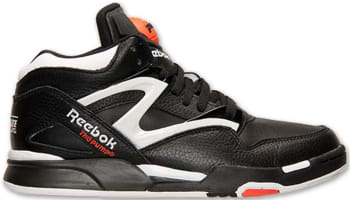 Reebok Pump Omni Lite QS Black/White-Solar Orange