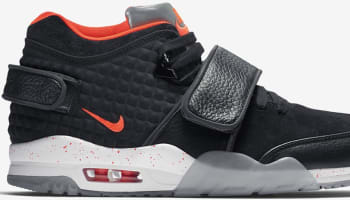 Nike Air Trainer V Cruz Black/Bright Crimson