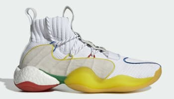 Pharrell x Adidas Crazy BYW LVL Ftwr White/Supplier Colour