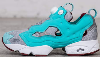 Reebok Instapump Fury Tin Grey-White