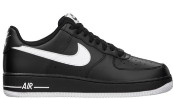 Nike Air Force 1 Low Black/White-Black
