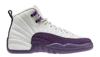 Air Jordan 12 Retro GG Desert Sand/Purple