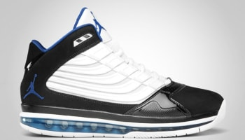 Jordan Big Ups White/Varsity Royal-Black