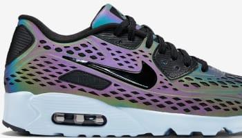 Nike Air Max '90 Ultra Moire QS Deep Pewter/Black-Porpoise