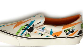 Vans OG Classic Slip-On LX Multi-Color/White