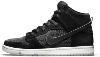 Nike Dunk High Premium SB Black/Black