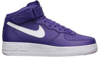 Nike Air Force 1 Mid QS Court Purple/White