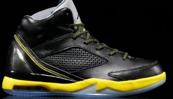 Jordan Future Flight Remix Wolf Grey/Vibrant Yellow-Black