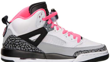 Jordan Spiz'ike GS White/Hyper Pink-Black-Cool Grey