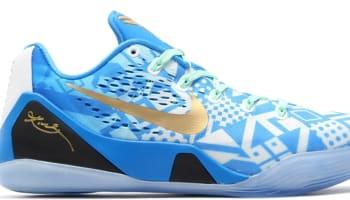 Nike Kobe 9 EM Hyper Cobalt/White-Photo Blue-Action Red