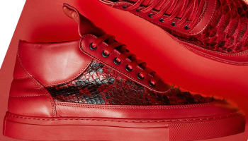 Filling Pieces Mid Red/Red