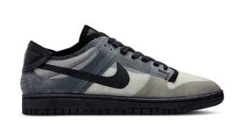 Comme Des Garcons x Nike Dunk Low Black/Clear-Black