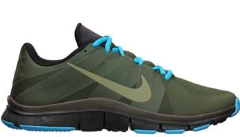Nike Free Trainer 5.0 N7 Sequoia/Steel Green-Black-Dark Turquoise