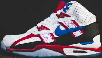 Nike Air Trainer SC High LE Bo Knows White/Game Royal-Gym Red