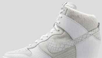 Nike Dunk Sky Hi SP Women's White/White
