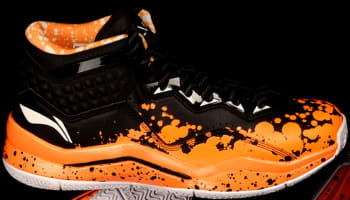 Li-Ning Way Of Wade 3 Black/Orange