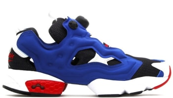 Reebok Instapump Fury Black/Reebok Royal-White-Reebok Red