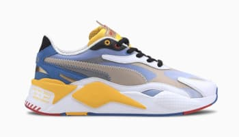 Sonic x Puma RS-X3 Puma White-Golden Rod