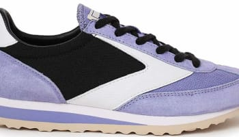 Brooks Vanguard Women's Deep Periwinkle/Black-White